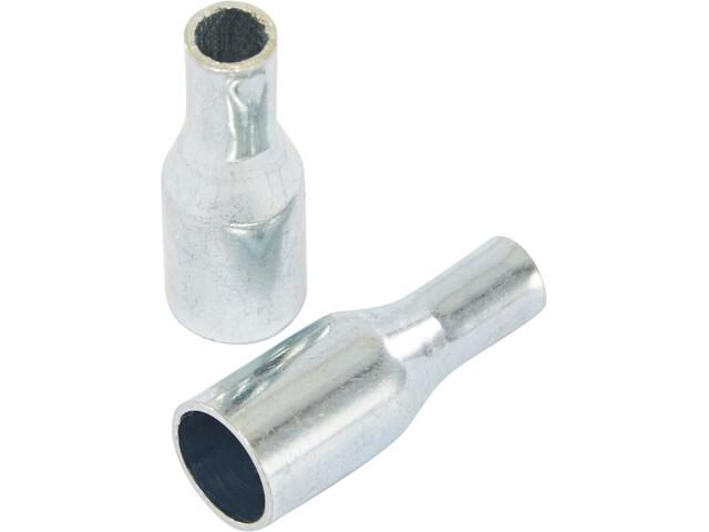 CAMPZ Ändhylsa till glasfiberstång 9 mm 2-pack
